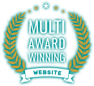 Multi Award Winning Website
