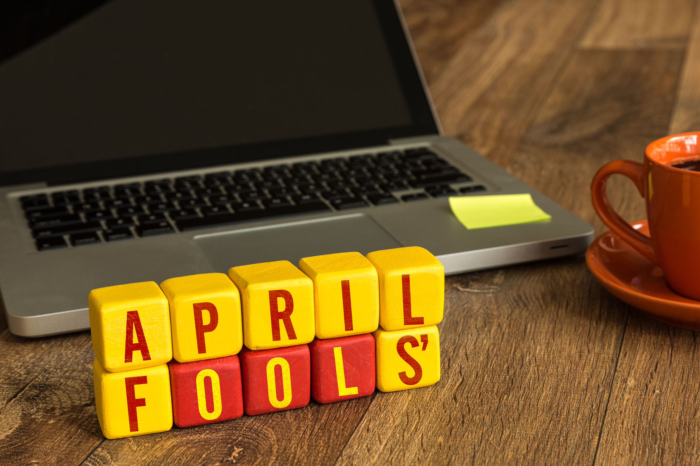 April Fools' Day in the Office – What could possibly go wrong?