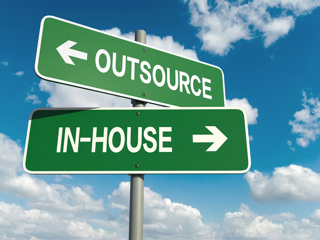 Outsourcing Vs. In-House